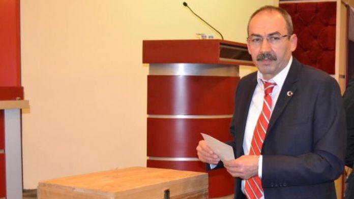 KTO'nun yeni meclis başkanı Ömer Gülsoy oldu
