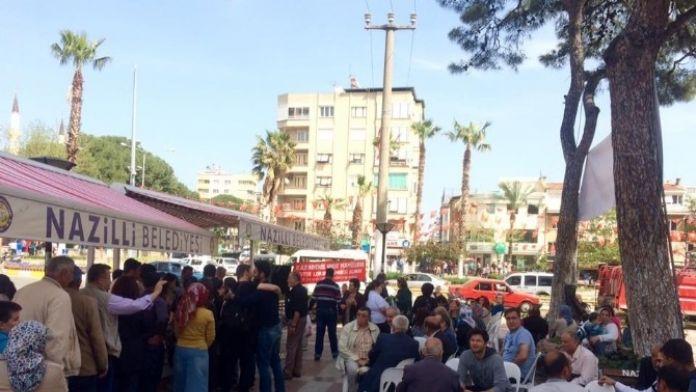 Türkeş, Ölümünün 19. Yılında Nazilli'de Anıldı