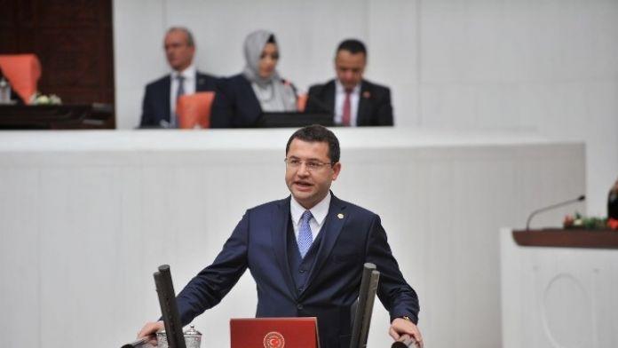HDP'nin Bakan Bozdağ Hakkında Verdiği Gensoru Önergesine MHP'li Parsak'tan Tepki