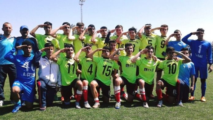 Muratpaşa U17 Türkiye Şampiyonu Oldu