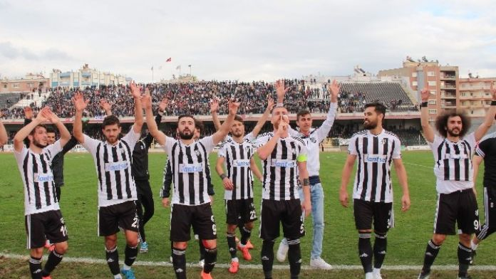 Aydınspor 1923 Play-off Hedefini Sürdürüyor