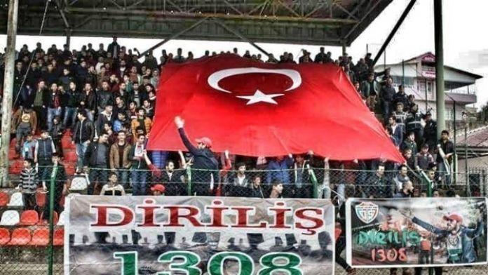 Osmaneli 1308 Diriliş Taraftar Grubundan Basın Açıklaması