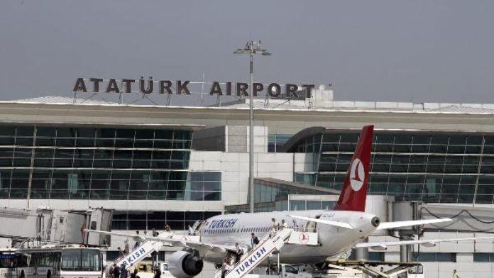 Atatürk Havalimanı dünyanın en büyük 11'inci havalimanı