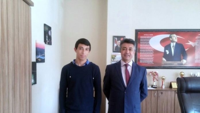 Mustafa Furkan Kılıçarslan Kütahya Şampiyonu