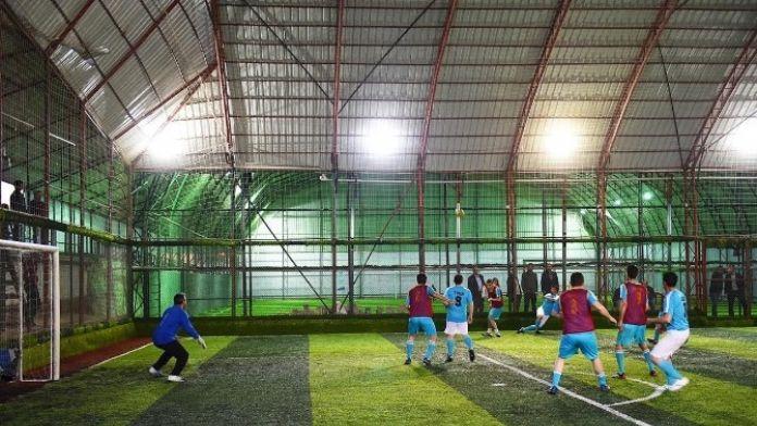 Büyükşehir Belediyesi Halı Saha Futbol Turnuvası Sona Erdi