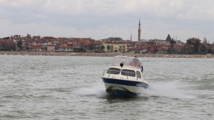 Beyşehir Gölü'nde Denetimler Sürüyor