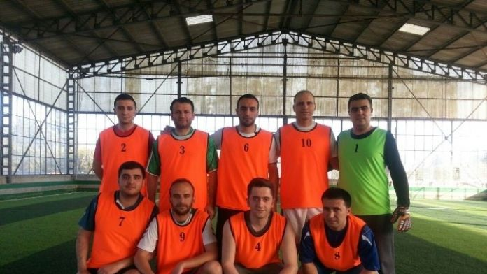 Meram'da 'Başkanlık Futbol Turnuvası' Başladı