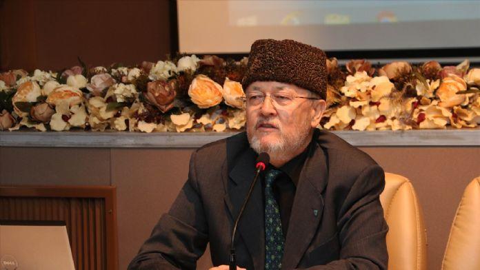 'Deli Petro'dan Putin'e Moskof Mezalimi' konferansı