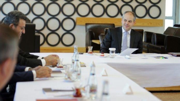 Bakan Çağatay Kılıç Kyk Müdürlerini Ankara'da Topladı