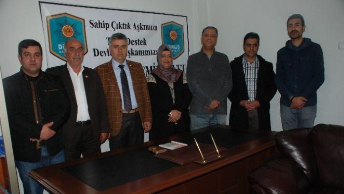 'Ülkemiz Eski Türkiye Değildir'