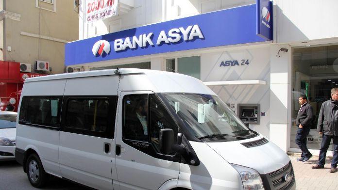 Samsun'da Bank Asya'ya operasyon