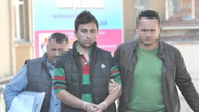 Aranan terör örgütü üyesi Kütahya'da otelde yakalandı