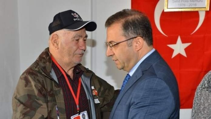 Antalya Valisi, Şehit Ailelerini Ziyaret Etti.