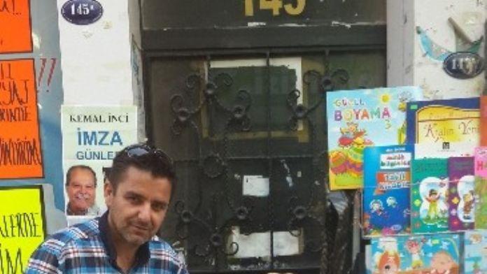 Kemal İnci 'Yeşilçam Anıları'nı Okurları İçin İmzaladı