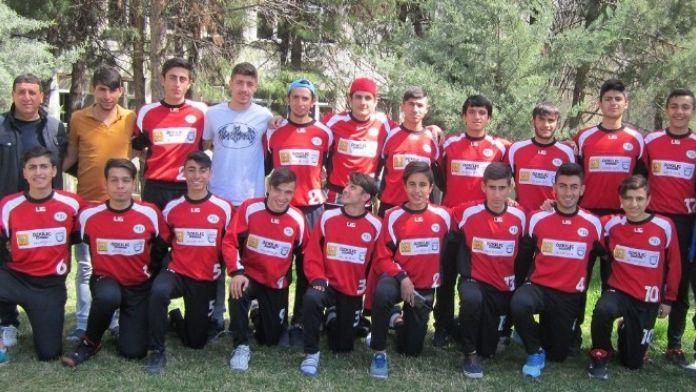 Diyarbakır DSİ Spor U17 Gençlerde 2. Kademeye Yükseldi