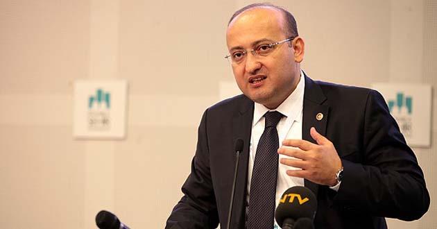 Akdoğan: 'O terör odaklarına yaslananlar, gücünü millet iradesinden alanlar karşısında diz çökecekler.