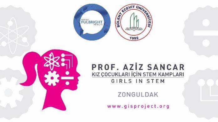 Nobel Ödüllü Aziz Sancar'ın Kız Çocuklarının Eğitimine Destek Projesi Bülent Ecevit Üniversitesi'nde Başlıyor