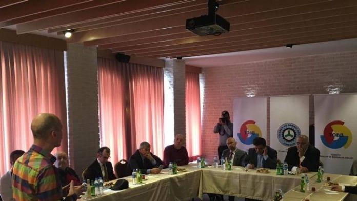 Gtso'dan Mesleki Yeterlilik Belgesi' Bilgilendirme Toplantısı