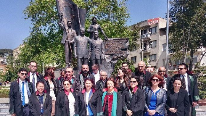 Söke'de Avukatlar Günü Kutlandı
