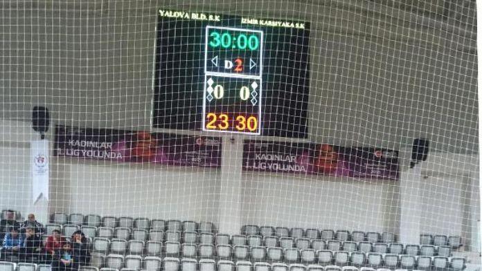 Karşıyaka Belediyespor Hentbol 1'inci Ligi'nde