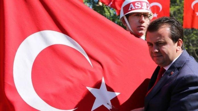 Kahramanmaraş'ta 'İstiklal' Coşkusu