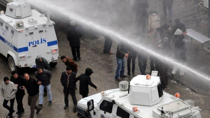 HDP Hakkari İl Başkanı Besi Gözaltına Alındı