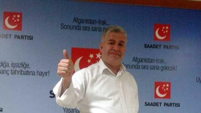 Saadet Partisi Kahta İlçe Başkanlığına Akbalık Atandı