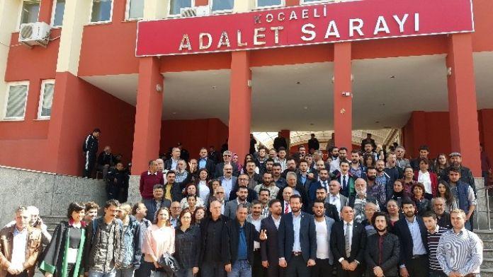 20 Sanıklı Cumhurbaşkanı Erdoğan'a Hakaret Davası Ertelendi