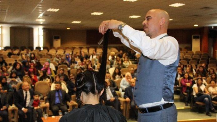 Konya'da Kuaförlere Eğitim Semineri