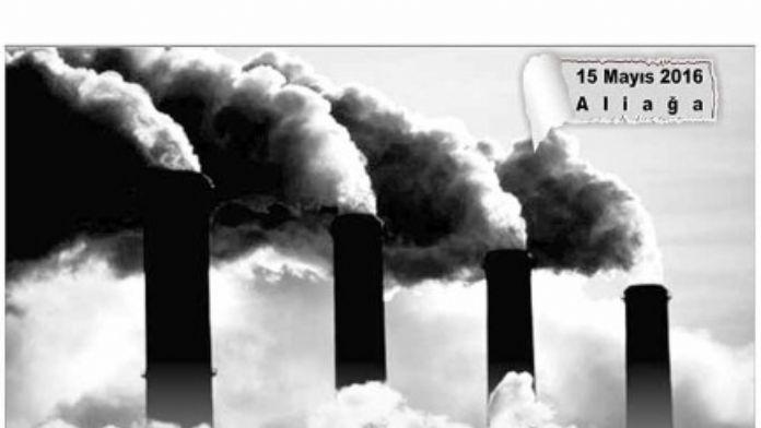 Foça'da 'Kömürden Kurtul, Geleceği Kurtar' Paneli