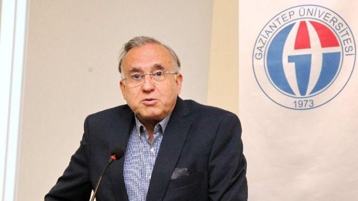 Eski Belediye Başkanı Asım Güzelbey'den 'Kültür Şehri Gaziantep' Konferansı