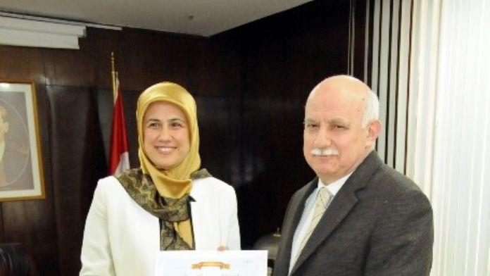 Yılın Doktoru Türkiye Yüksek İhtisas Eğitim Ve Araştırma Hastanesi'nden Seçildi