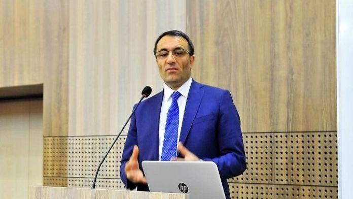 SAÜ'de 'Enerjide Kavşak Ülke Türkiye' Konferans Gerçekleşti
