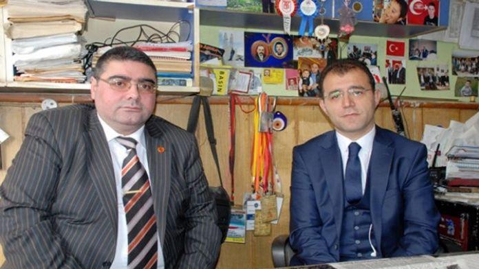 Dolu'dan KKDGC Başkanı Daşdelen'e Ziyaret