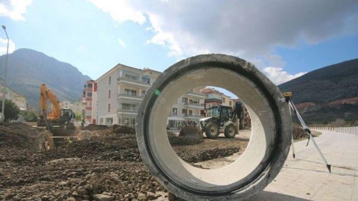 Amasya'da Su Baskınını Önleyecek Çalışma