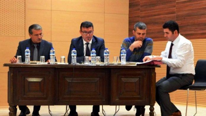 Germencik Belediyesi'nin 2015 Faaliyet Raporu Kabul Edildi