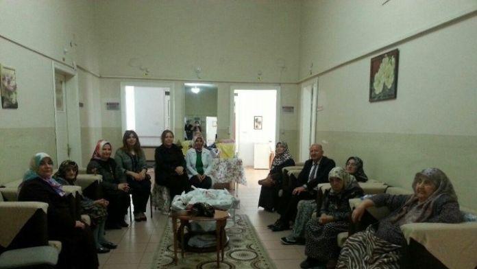 'Yaşlılarımız Bizim Bir Günümüze Değil Her Günümüze Işık Tutar' Temalı Ziyaret