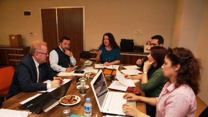 Belediyelerin Kütüphane Hizmetleri Bursa'da Tartışılacak