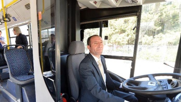 Kızılay'daki Saldırıda Yaralanan Otobüs Şoförü Görevine Başladı