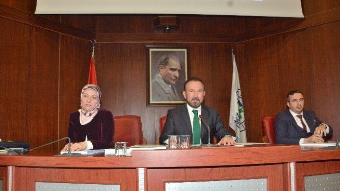 İzmit Belediye Meclisi'nde Seçimler Yapıldı