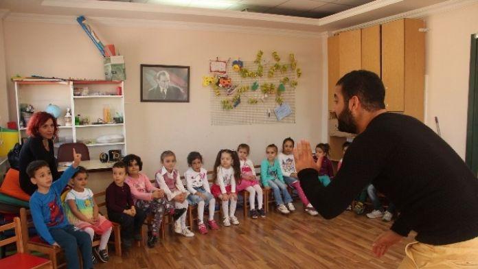 Konak'ta Çocukların Yüzünü Güldüren Proje