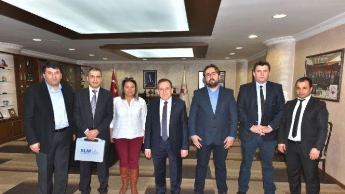 Ttso Başkanı Hacısalihoğlu 'Türkiye 3 Boyutlu Sanayi Devrimine Hazırlanmalı'