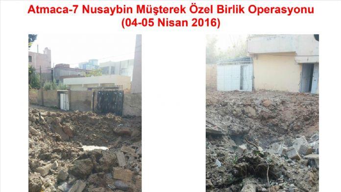 Nusaybin'deki terör operasyonları