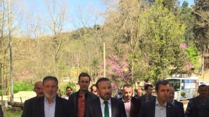 Başkan Doğan, '28 Haziran Mahallesi Unutulmuştu'