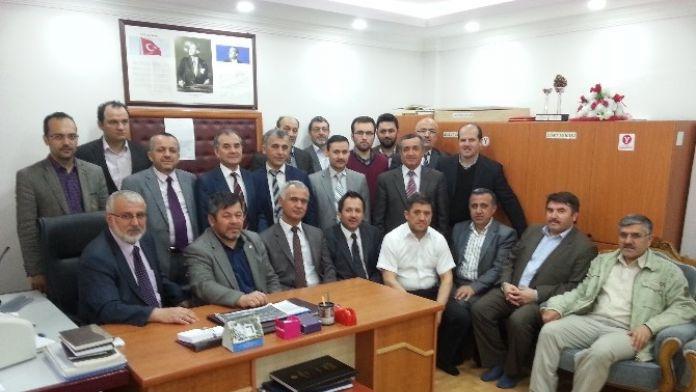 Gürbüzler Kur'an Kursundan İstişare Toplantısı