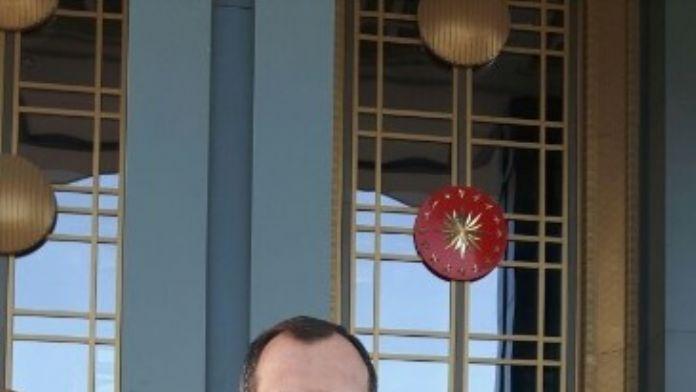 Av. Uluay, Cumhurbaşkanlığı Külliyesinde