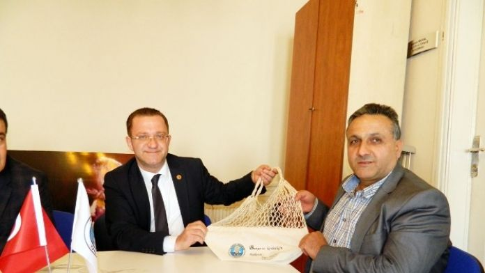 Mudanyalılara Pazar Filesi Dağıtılacak