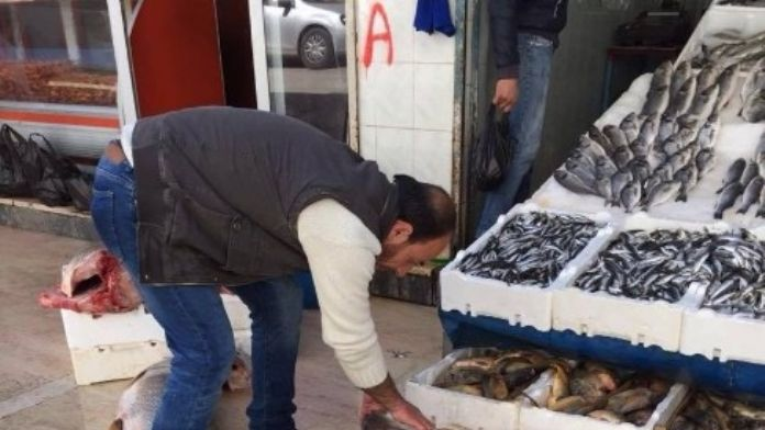 Botan Çayında 107 Kiloluk Balık Yakalandı