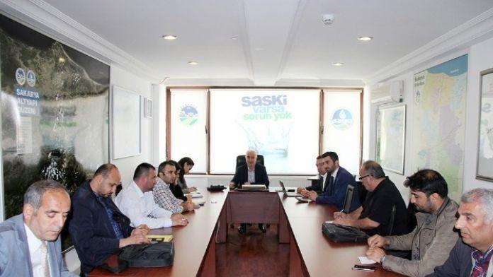 Serdivan'ın Tüm İçme Suyu Hattı Yenileniyor