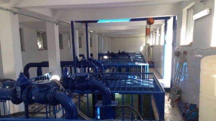 Kaş'ın Mahallelerinde Su Sorunu Kalmıyor